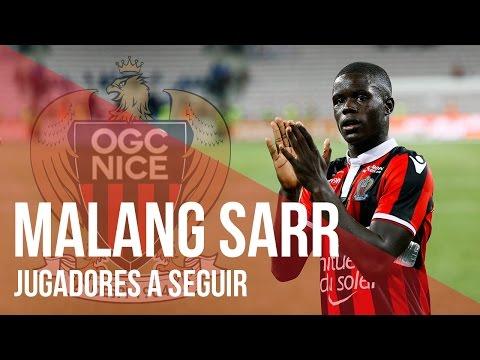 Malang Sarr | Jugadores a seguir | Joven promesa francesa 2016