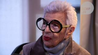 Doyenne of style Iris Apfel on fashion, youth and daring to be different