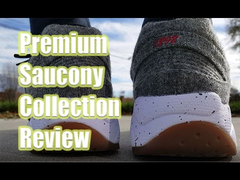 saucony youtube collaboration