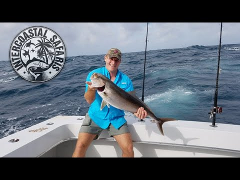 Will Hewitt's Offshore Bachelor Party Fishing Trip With Intercoastal Safaris