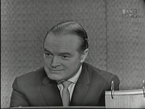 What's My Line? - Bob Hope; Martin Gabel [panel] (Nov 19, 1961)