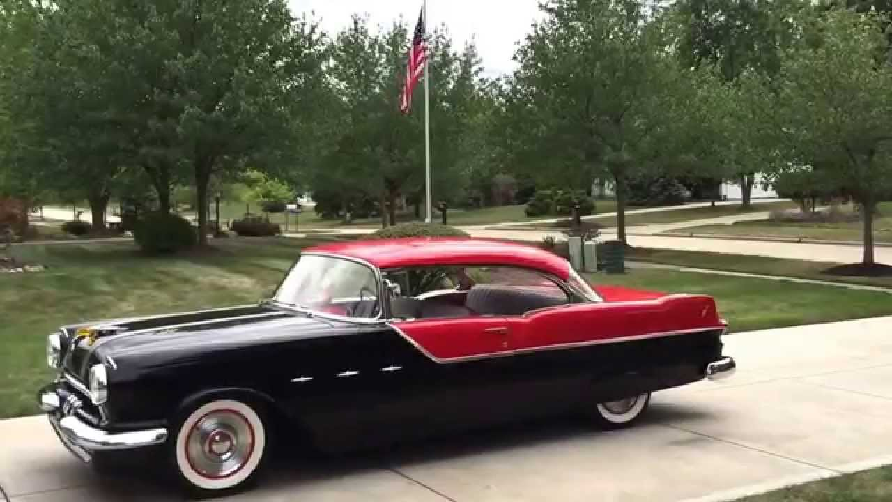 1955 pontiac chieftain youtube. Black Bedroom Furniture Sets. Home Design Ideas