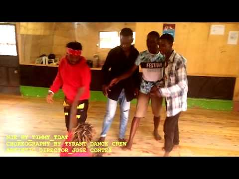 NJE BY TIMMY TDAT- DANCE VIDEO BY TYRANT CREW
