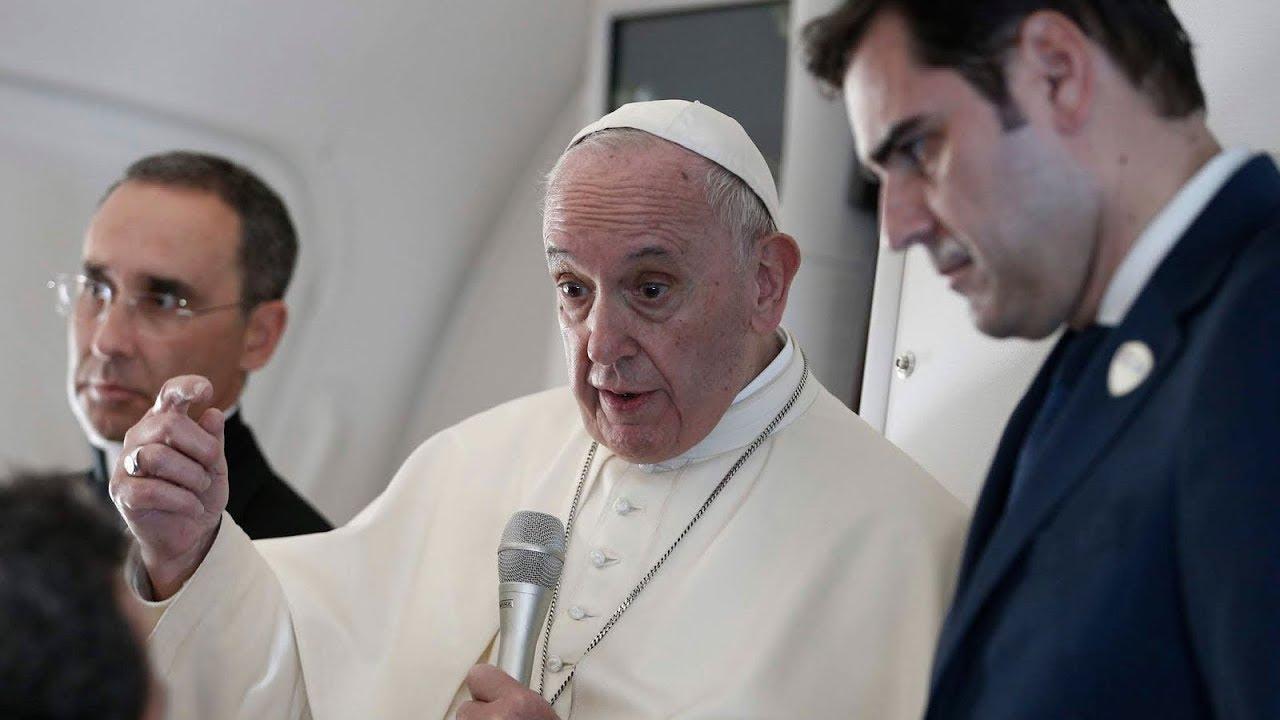 Đức Thánh Cha Phanxicô: Truyền thông đã hủy hoại cuộc sống của một số linh mục