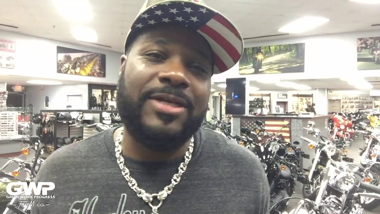 Malcolm Jamal Warner GrindWorkProgress Drop