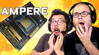 """NVIDIA's """"Ampere"""" RTX 3000 Series GPUs Confirmed to Launch Sometime - Awesome Hardware #231"""