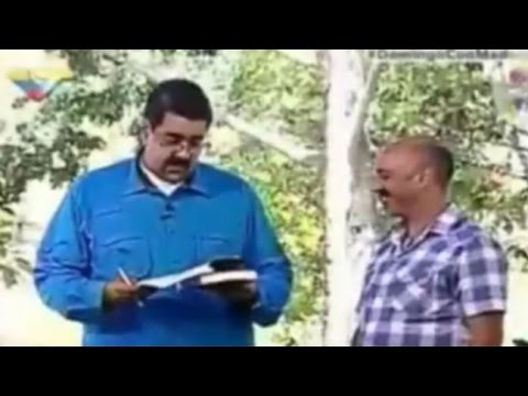 Marcelo Abdala del PIT-CNT fue a apoyar a Maduro - Video Completo