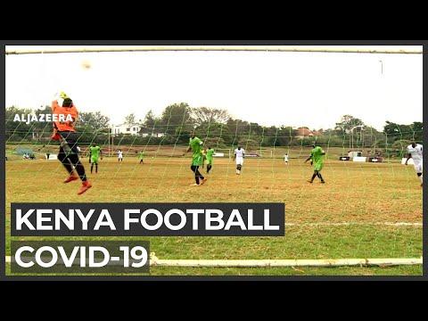Game on in Kenya: Footballers hoping for return