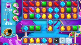 Candy Crush Soda Saga - Level 625 (No boosters)
