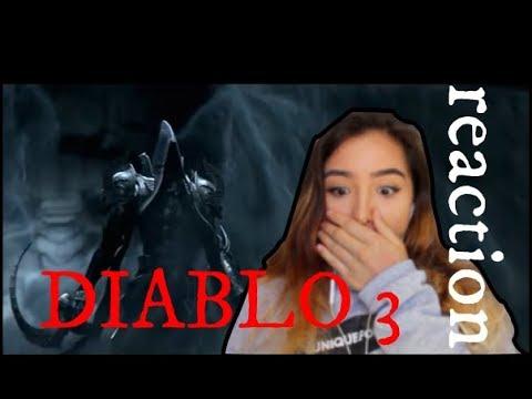 Diablo III: Reaper of Souls Cinematic REACTION