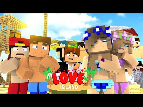 DONNY GETS KICKED OFF LOVE ISLAND AND LEAVES LITTLE CARLY!! | Minecraft LOVE ISLAND #13 |