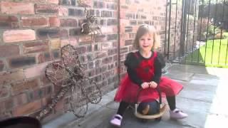 Wheelybug ride on toy for children.m4v