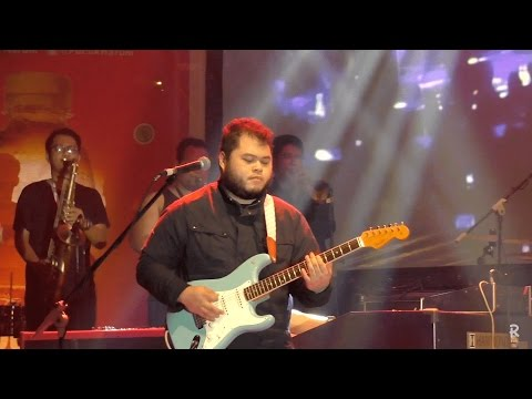 Barasuara - Samara (ft Indra Lesmana & Adra Karim) @ The 39th JGTC 2016 [HD]