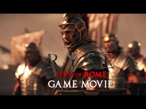 Ryse: Son of Rome All Cutscenes (Game...
