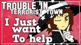 GMod Trouble in Terrorist Town Funny Moments - Mickey The Easily Confidence Wizard