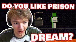 Tommy Came Into The PRISON To Visit DREAM! /w Awesamdude DREAM SMP!