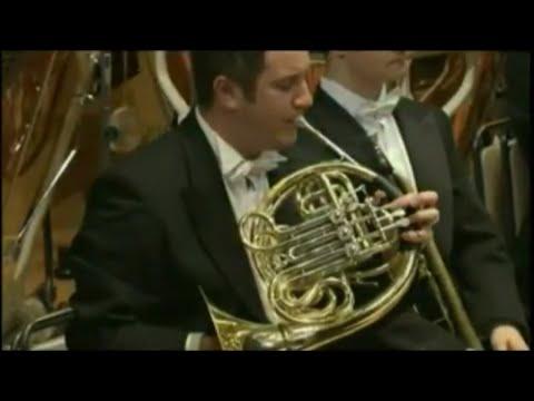 Strauss's Ein Heldenleben, first horn solo Finale
