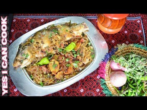 SINDH KA MASHOOR PALA/PALO RECIPE By (YES I CAN COOK) #palo #pala #Sindhi