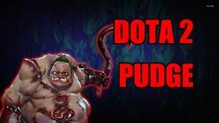 DOTA 2 - PUDGE HOOK BASIC / FAIL / AduniZerGamez Gameplay