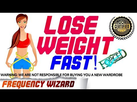 ⚡️LOSE WEIGHT SO FAST THAT YOU WILL NEED TO BUY A WHOLE NEW WARDROBE! SUBLIMINAL FREQUENCY WIZARD
