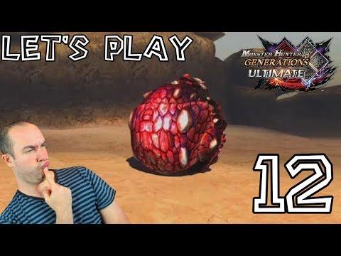 Let's Play Monster Hunter Generations Ultimate - #12: Shogun, Volvidon et 15 Grand Foudrinsecte ! thumbnail