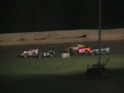 freeport raceway park dirt modified racing part 2