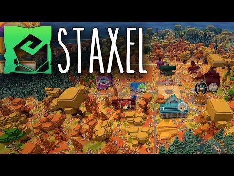 STAXEL 🐓 Die letzte Sess... EINE machenwa' noch! • Let's Play Staxel [19]