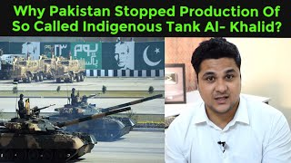 Al-Khalid MBT Production Stopped, Is Pakistan Going For T-90 MBT? Captain Antrix