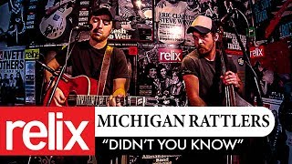 """Didn't You Know"" 