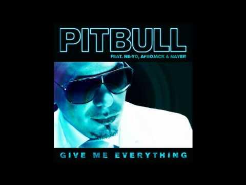 [INSTRUMENTAL] Pitbull - Give Me Everything (Tonight) Ft. Ne-Yo, Afrojack & Nayer