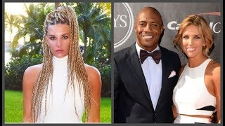 Charissa Thompson's Braids Got Some Ppl In Their Feelings