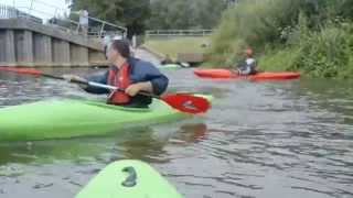 Kent Canoes - Trip - Tonbridge To Yalding