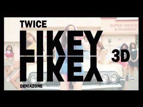 [3D AUDIO] TWICE (트와이스) - LIKEY (Headphone Needed)