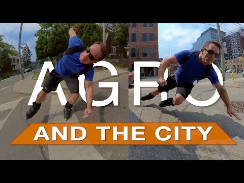 Are Aggressive Skates