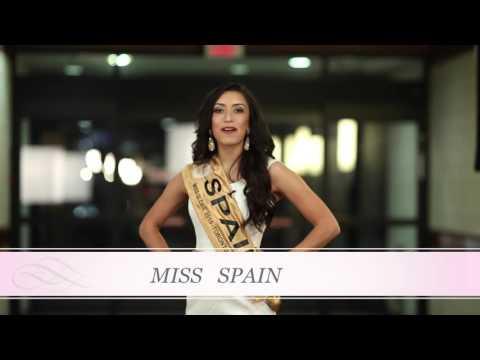 Miss Globe 2015 - Spain