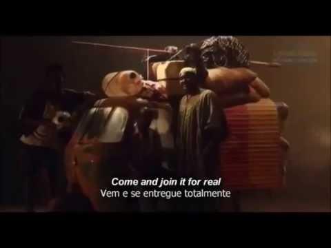 Shakira - Dare La La La Brazil 2014 Official Video Lyrics