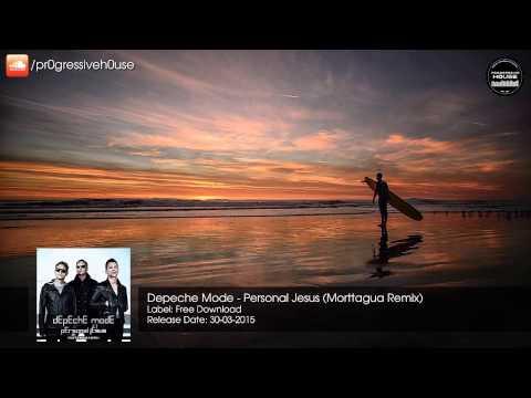 Depeche Mode  Personal Jesus Morttagua Remix Free Download