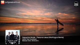 Depeche Mode - Personal Jesus (Morttagua Remix) [Free Download]