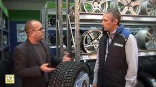 Как выбрать зимнюю резину? Шипы или липучка? А также новые технологии Michelin.(, 2013-11-15T14:20:35.000Z)