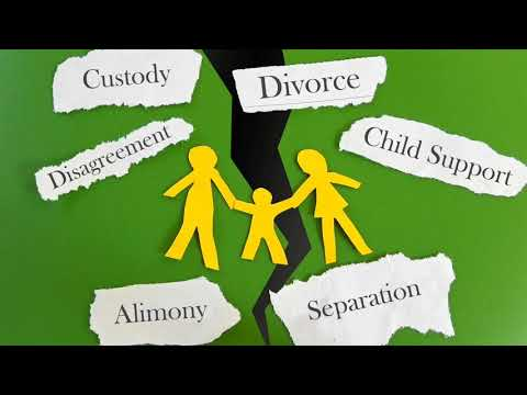 Process of Contested Divorce in Tennessee