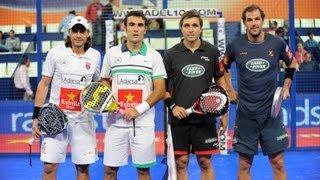 Final Bilbao International Open