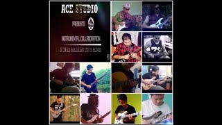 international instrumental collaboration project || guitar || music ||awesome musicians || beats