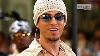 Enrique Iglesias - Don't Turn Off The Lights (SOUNDCHECK in Central Park 2002)
