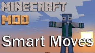Minecraft Mods 1.8 : Smart Moving , Player API - ITA