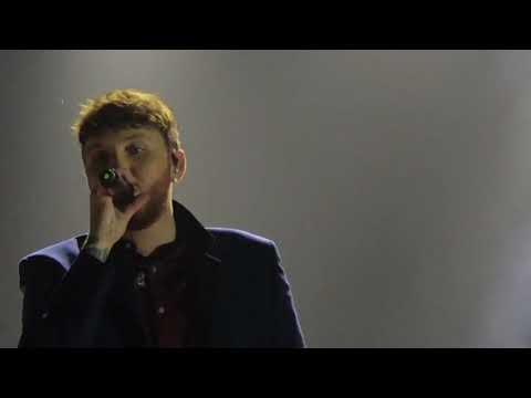 James Arthur - Naked. Liverpool Echo Arena 17/11/17