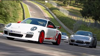 【GT Sport】公道を走るレースカー ポルシェ 997GT3を試乗レビュー!