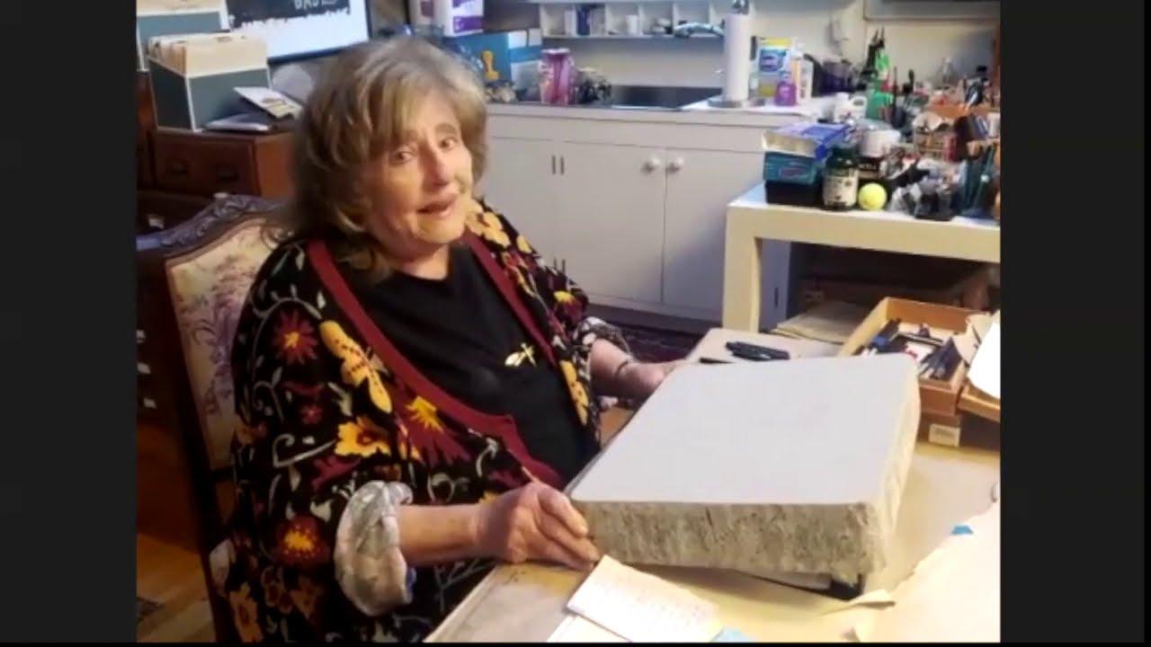 Artists in Residences: Ann Chernow