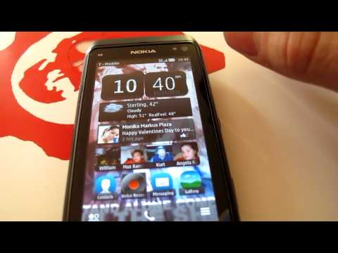 Official Symbian Belle Review, Get it or forget it.