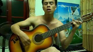 goc pho reu xanh guitar