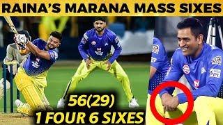 Chinna Thala's வெறித்தனமான Innings   Suresh Raina   CSK   IPL 2019